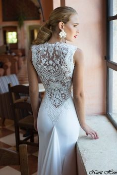 Nurit Hen Summer 2014 Collection Part 2 | Aisle Perfect | Wedding Blog for the Discerning Bride