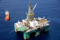 World biggest oil platforms