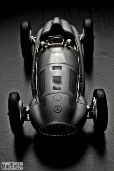 Mercedes W165. Tons of passion in this design. Would have loved to see them compete with drivers who had truly thrown caution to the wind.