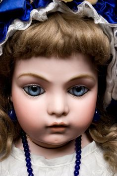 Beautiful French Bebe Bru Jne. doll
