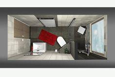 tiny Bathroom Decor Frieling: Planungsbeispiele un - bathroomdecor Tiny Bathrooms, Tiny House Bathroom, Downstairs Bathroom, Amazing Bathrooms, Bathroom Design Luxury, Bathroom Design Small, Bathroom Fixtures, Bathroom Flooring, White Tile Shower