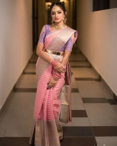 Lehenga Choli, Sari, Beautiful Saree, Indian Fashion, Blouse Designs, Wedding Favors, Bride, Closet, Beauty