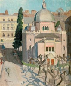 View Die Synagoge von Genf by Albert Marquet on artnet. Browse upcoming and past auction lots by Albert Marquet. Henri Matisse, Landscape Paintings, Landscapes, Acrylic Paintings, Carl Spitzweg, Antoine Bourdelle, France Art, Post Impressionism, Painting Gallery