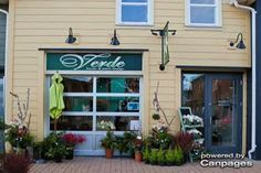 Verde Flowers is in Osprey Village and the designs are fresh, vibrant, simple and complex all at once...eye candy for Pitt Meadows residents.