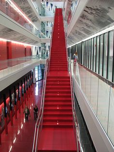 Maybe my favorite building on campus, Bernard Tschumi - Lindner Athletic Center -University of Cincinnati 2006