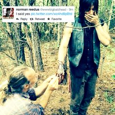 #TWD -- [From Norman's twitter x x]