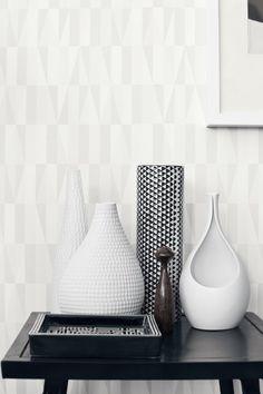 "Wallpaper, boråstapeter, ""Wallpapers by scandinavian designers"""