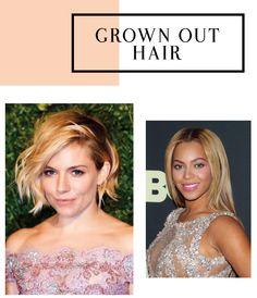 Adira à tendência das raízes naturais! #Beyonce