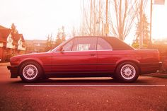 1992 BMW 325iC #E30