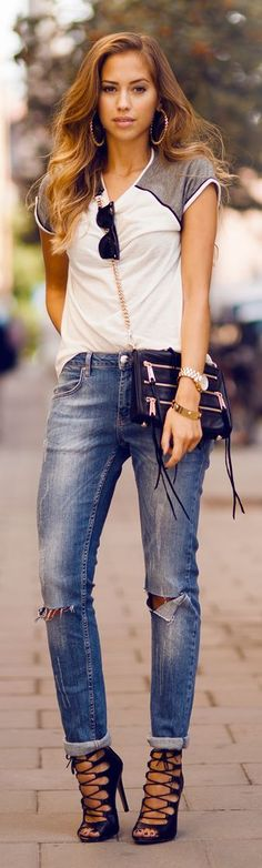 Street Style- Outfit by Kenzas- Stay Classy,  ~LadyLuxury~