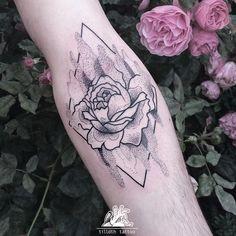 Тату минимализм Татуировки в стиле минимализм