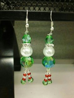 DIY Christmas Elf Earrings Idea | NO LINK