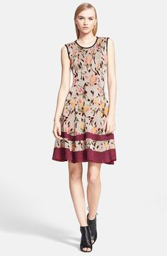 Free shipping and returns on Missoni Lamé Rose Jacquard Knit Dress at Nordstrom.com. A gently flared A-line dress showered in romantic blooms catches the light with every step, thanks to it sparkling metallic-laced knit.