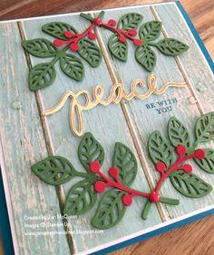 Jan's Creative Corner: Peace Branches for JAI #319