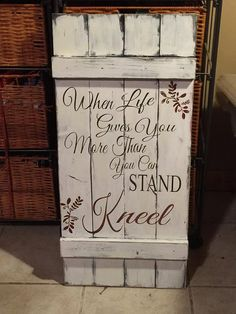 Custom made pallet signs Any saying any colors by JulysBreeze