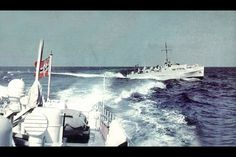 The Germany Navy during WW II In Color | Historical Photo Archive