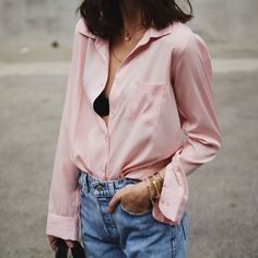 Classic Button-Down Shirt | M's