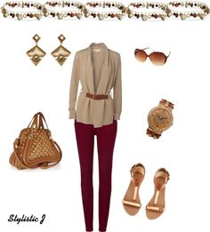 Let's Go Shopping, created by stilistic on Polyvore