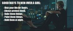 Ways to win over a girl