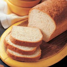 The light texture of this oatmeal bread makes it special for company, as well as everyday meals.