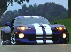 dodge viper gts 1996.... a classic