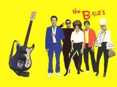 the B52's  2 times!! FUN, FUN. FUN!!  lOST WEIGHT AT THESE SHOWS FROM DANCING.