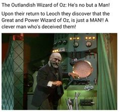 An Outlandish Wizard of Oz by Betty Server Slide 13 of 16