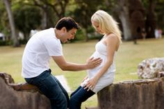 Maternity Photography Couple
