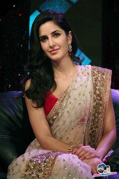 Closer look at Katrina Kaif's saree