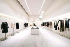 superfuture :: supernews :: los angeles: helmut lang store opening