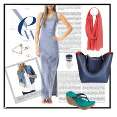 """""""Mon look week-end Mode Choc 2017"""" by meldsign on Polyvore featuring mode et Polaroid"""