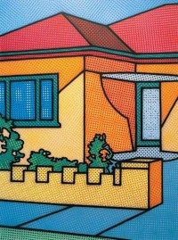 howard arkley Magnum Opus, Howard Arkley, Musica Punk, Arts Ed, Australian Artists, Various Artists, Own Home, Artist At Work, Contemporary Art