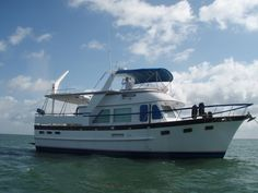 44 DeFever Offshore Cruiser for sale. Get the images, complete specs and price for this DeFever trawler for sale. Trawlers For Sale, Liveaboard Boats, Yacht Broker, Sail Away, Fort Lauderdale, Sailing, Cruise, Florida, Ocean