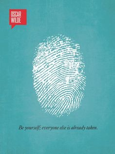 25 citations célèbres sur des posters minimalistes (image)
