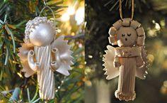 Come creare degli angeli con la pasta
