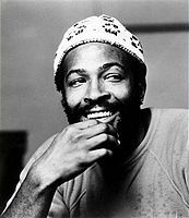 Marvin Pentz Gaye, Jr. (April 2, 1939 – April 1, 1984), better known by his stage name Marvin Gaye, was an American singer-songwriter and musician with a three-octave vocal range.  Starting his career as a member of the doo-wop group The Moonglows in the late 1950s, he ventured into a solo career after the group disbanded in 1960, signing with Motown Records subsidiary, Tamla. He started off as a session drummer, but later ranked as the label's top-selling solo artist during the 1960s. He…