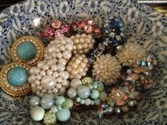 Crush Cul de Sac: Archive earrings.
