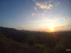 Sunset at Batulao, Laguna. Sunsets, Celestial, Adventure, Travel, Outdoor, Outdoors, Viajes, Destinations, Adventure Movies