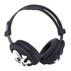 Skull over-ear headphones by FunkyFonic - for my boys