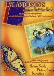 NATURE STUDY- Eve Anderson's Teacher Training Tools DVD : Perimeter Ch...