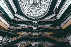 Download this free photo here www.picmelon.com #freestockphoto #freephoto #freebie /// Abandoned Shopping Centre | picmelon
