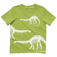 Short Sleeve Graphic Tee | Toddler Boy Tops