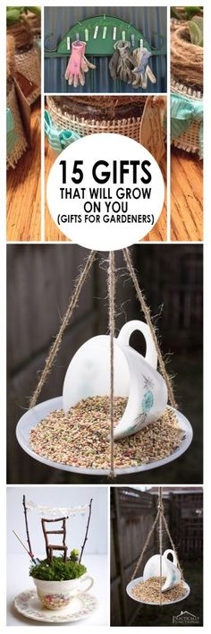 Gardening Gifts, Gifts For Gardeners, Gift Ideas, DIY Gifts, Christmas Gift Ideas, Gift Ideas, Holiday Gifts, Gardening 101, Popular Pin, Gardening Gift Ideas, Ideas for Gardeners