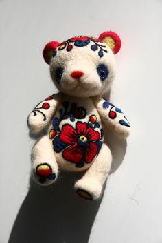 Russian style bear | Flickr - Photo Sharing!