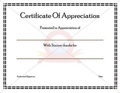 Free Printable Editable Certificates Best Volunteers Foilstamped Certificate  Award  Positive Promotions .