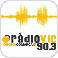 Aplicació de Radio Vic Tech Companies, Company Logo, Apps, Logos, App, Logo, Appliques