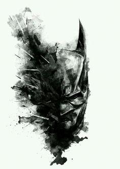 Showcase batman gifts that you can find in the market. Get your batman gifts ideas now. Batman Hd, Batman Poster, Hero Poster, Batman Artwork, Superman, Batman Tattoo, Joker Tattoos, Comic Tattoo, Batman Wallpaper