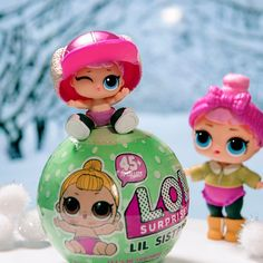 L.O.L. Surprise! has 7 layers of surprise inside! Each layer reveals a hint at which doll you're going to get! Find them all to complete each club – Dance , Athletic ⛸, Glam , and more. Who will you unwrap; Crystal Queen , Hoops MVP , Surfer Babe , Queen Bee , or one of the other 100+ Lil Outrageous Littles to #unbox and #collect! #LOLSurprise #CollectLOL #toy #collect #collection #surprise #doll #lolsurprisedolls #LOL_surprise #collectlol #LOLdolls Girl Toys Age 5, Toys For Girls, Babe, Lol Lil, Indoor Tent For Kids, Lol Dolls, Cute Toys, Little Sisters, Baby Toys