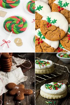 Christmas Cookie Inspiration | POPSUGAR Food