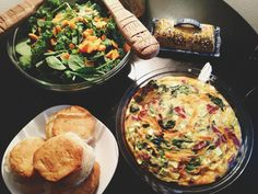 Jackpot Crustless Quiche | POSTED ON AUGUST 10, 2013 BY GLORIEANNA